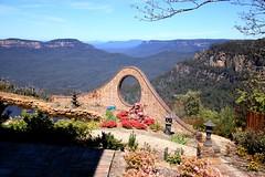 2016-10-05_Leura_2-OPT (marcus77clark) Tags: flowers wentworth falls leura katoomba mountains everglades tomah national park nsw australia waratah