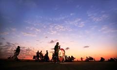 Gaza Port after Sunset (TeamPalestina) Tags: gaza palestinian sun sunset sunrise sweet sky beautifull comfort live sunrays photo photographer landscapecaptures natural  palestine landscape landscapes nice am amazing