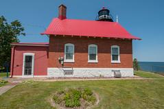 Eagle Harbor Lighthouse (blokfam9739) Tags: architecture eagleharborlighthouse keweenawcounty lighthouse michigan northamerica public unitedstates