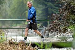 Hallwilerseelauf: Nordic Walking ueber 21.1 km