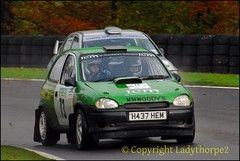 NHMC Cadwell Stages Rally 2016 _0014_20-11-2016 (ladythorpe2) Tags: north humberside mc cadwell stages rally 2016 20th november alpha concreteian chamberlain motorsport matt wood peter kettle border lincs vauxhall corsa