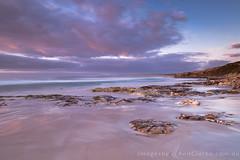 Thankfulness (Images by Ann Clarke) Tags: eyrepeninsula nisifilters oct2016 wreckbeach coastal longexposure ocean pastel rocks sunrise