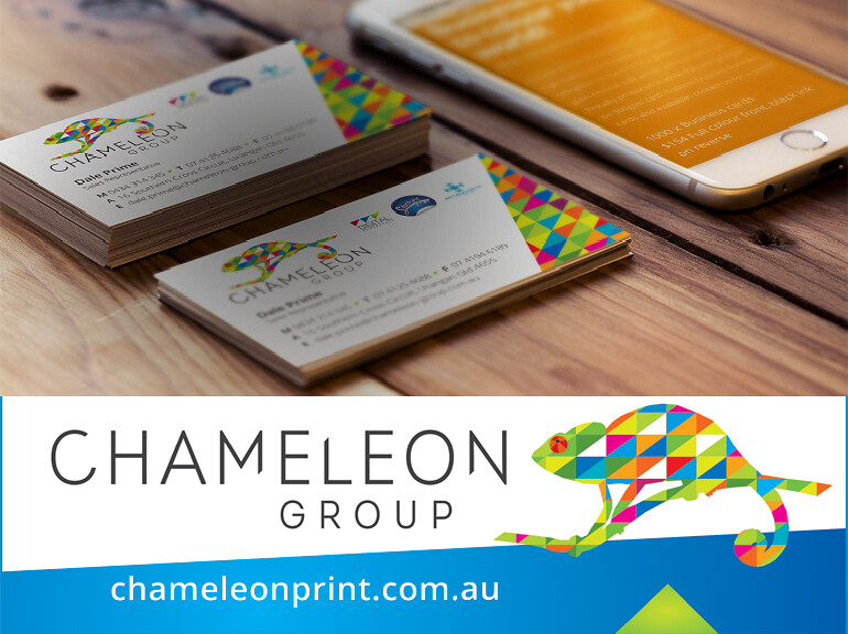 The worlds best photos of print and services flickr hive mind high quality business cards chameleon print group australia chameleon print group tags reheart Images