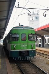 SZ 711 020 Maribor (eddespan (Edwin)) Tags: maribor trein train zug station bahnhof gare sloveni