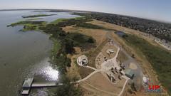 DU Big Break 2 (bradleybennett) Tags: drone drones fly high quad copter blade 350qx3 remote control flying big break marina ebrp pier delta water