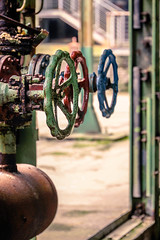 Auer Betrieb (christian richerzhagen) Tags: industrie landschaftsparknord duisburg