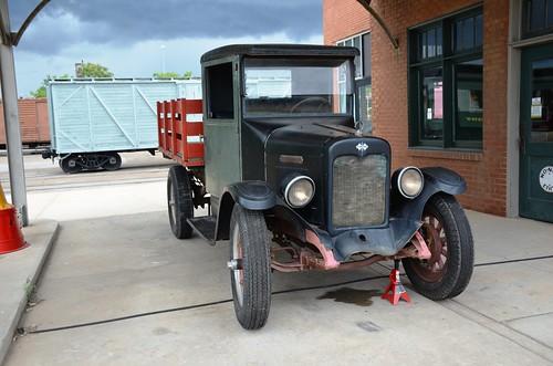 Alabama, Huntsville, Huntsville Depot Museum, 1928 International Truck