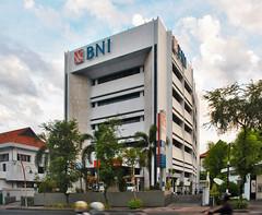 BNI Gubernur Suryo (BxHxTxCx (using album)) Tags: surabaya building gedung architecture arsitektur office kantor