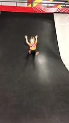 Slide (ShanMcG213) Tags: bounce jump shakalaka alabama huntsville ihearthsv em niece emmarose lifewithemmarose slide trampoline
