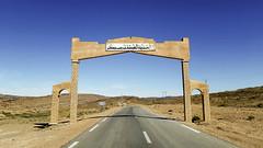 El Ghicha الغيشة (habib kaki 2) Tags: algérie laghouat elghicha elghaicha ghicha الجزائر الاغواط الغيشة لافتة panneau