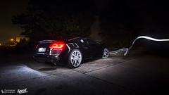 R8 V10 (Lennard Laar) Tags: audi r8 v10 r8v10 black night light lightpainting sport sportscar german car cars carspotting carsighting germany photo photoshoot nikon d5100 tokina 1116mm f28 ecc rent nightphoto lennard laar lennardlaar photography speed generation speedgeneration 2016