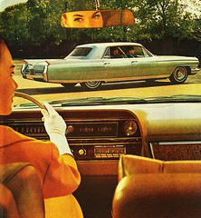 1960s Cadillac Ad (Christian Montone) Tags: ads advertising vintageads adverts vintage print printads