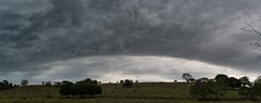 grey arch (dustaway) Tags: storms cloudscape wilsonsrivervalley northernrivers australianweather spring richmondvalley nsw australia landscape afternoonlandscape overcast