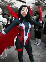 She-Spawn (greyloch) Tags: dragoncon 2016 sony dsctx30 comicbookcostume comicbookcharacter costume spawn