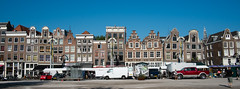 Nieuwmarkt (photosam) Tags: amsterdam noordholland netherlands fujifilm xe1 fujifilmx prime raw lightroom xf18mm12r xf18mmf2r panorama architecture city market