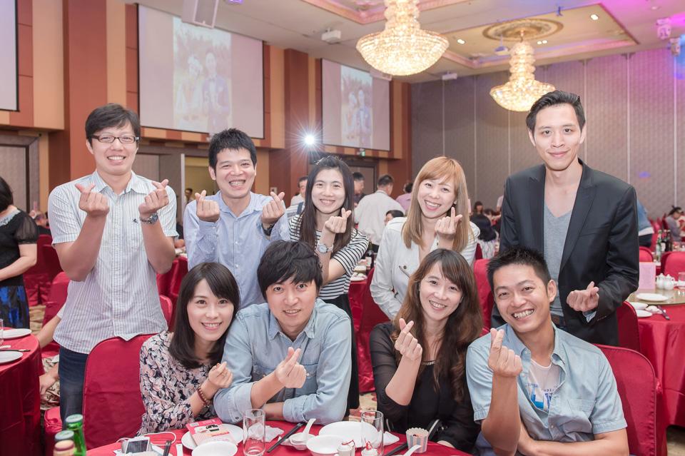台南婚攝 婚禮紀錄 情定婚宴城堡 C & M 106