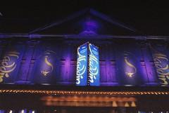 Capitol Theatre (goodfella2459) Tags: nikon f4 af nikkor 50mm f14d lens cinestill 800t 35mm c41 film analog colour night capitol theatre aladdin sydney milf