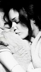 Cat lady until the end 🐾 (violabosinco) Tags: purr fusa letto gattara blackandwhite catlady cat love