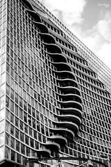 Patterns (Daniel Y. Go) Tags: fuji fujixpro2 xpro2 philippines mono bw urban architecture abstract