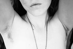 all natural (339/366) (severalsnakes) Tags: ks2 m2828 pentax saraspaedy arm armpits blackandwhite hair manual manualfocus noshavenovember pits portrait self selfie