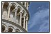 la torre (Ste_✪) Tags: eos760d toscana torrependente pisa piazzadeimiracoli colonne arquitectura architettura archi aprile2016 torredipisa dettaglio viaggioinitalia