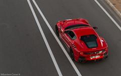Ferrari F12TDF (Sebastien Cosse) Tags: ferrari f12 tdf f12tdf monaco