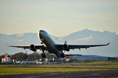 Virgin Atlantic Airbus A-330 (Allan Durward) Tags: pik egpk prestwick prestwickairport scotland glasgowprestwick prestwickscotland arran isleofarran virgin virginatlantic virginatlanticairways a330 a333 airbus airbusa330 glasgowprestwickairport