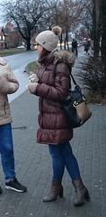Downcoat #shiny #puffy #coat #downjacket #downgirl #winter #jacket #płaszcz #płaszczyk #pikowany #puchowy (coatrPL) Tags: płaszczyk coat płaszcz puffy shiny pikowany jacket downjacket puchowy downgirl winter