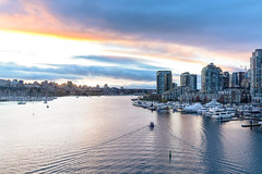 Vancouver sunset (JonathanIchikawa) Tags: cambie falsecreek sunset vancouver