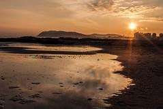 Alba Invernale (STEFANO.80) Tags: alba inverno mare misano pontile