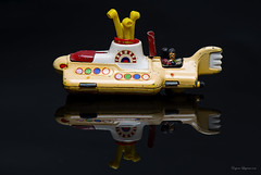 Macro Monday's Beatles Yellow Submarine (Eugene Lagana) Tags: macro monday mondays beatles beetles yellow submarine john paul george ringo lennon harrison mccartney star underwater water see sea under movie pop culture rockn roll music hmm 60s