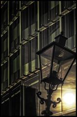 City Lights (glessew) Tags: lantaren lantern licht light lumiere rotterdam hotel city stadt stad oudehaven nederland netherlands paysbas lamppost geldersekade