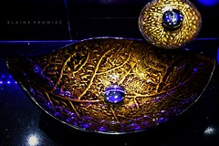 Mogul E Azam restaurant ... hand basin! (Artisticus Farticus) Tags: notabuffalo basin exotica handbasin iphone notthepostoffice