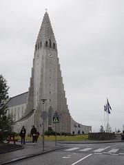 Hallgrimskirkja, Reykjavik!
