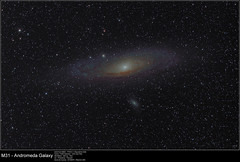 20150815_Andromeda Galaxy (Clapiotte_Astro) Tags: canon ciel andromeda m31 astronomy astronomie deepsky profond andromede eq6 1100d astrotech 66ed astrometrydotnet:status=solved astrometrydotnet:id=nova1231738