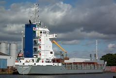 Celtic Warrior (Goolio60) Tags: dock ship harbour cargo shipping coaster humber goole