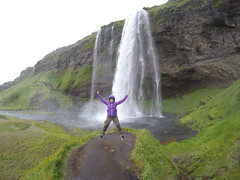 So greatful and happy to be here in Iceland!