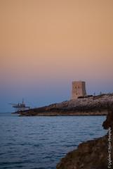 Torre Porticello (Guglielmo D'Arezzo) Tags: sea mare torre gargano trabucco porticello viete