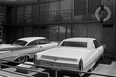 Lorraine Motel memphis TN (boloveselvis) Tags: usa 35mm king tn martin classiccars 400asa luther 400iso assasination room305 304305