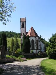 SK_2009-05-23_PICT6157 (Stephan_66) Tags: kirche jakobsweg jakobusweg hausach kinzigtal hausacherdorfkirche