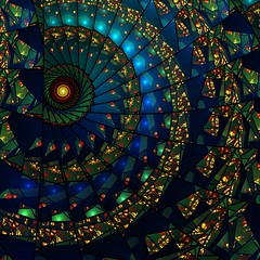 entryway (sil737) Tags: light abstract color art nature colorful glow geometry flames flame galaxy entryway fractal apophysis complexity fractals dimension magical algorithm algorithmic mathematic fraktale fractalgeometry abstractology apophysis7x flamealgorithm