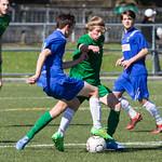 Petone FC v Victoria University 12