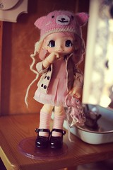 Lazy afternoon (Illves) Tags: doll ap blythe azone angelicpretty kikipop