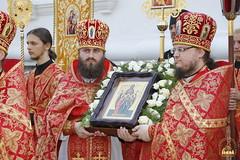 077. Patron Saints Day at the Cathedral of Svyatogorsk / Престольный праздник в соборе Святогорска