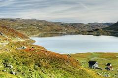IMG_1043 Haukelifjell (JarleB) Tags: autumn hordaland hst haukeli haukelifjell ulevvatnet