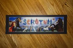 (Levi Mandel (@levimandel)) Tags: street art chinatown flash letters gothamist custom strobe scrotum
