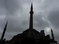 Mezquita (Mosque) (enogueroles) Tags: santa sofia sophia turquia sancta haghia eduardonoguerolesestambul
