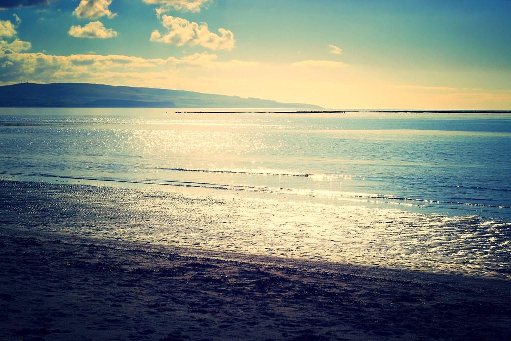 South Beach, Troon, Scotland