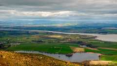 Loch Kindar and the River Nith beyond (Damon Finlay) Tags: river landscape scotland fuji beef hills loch fujinon solway criffel firth hillwalking dumfriesandgalloway nith solwayfirth xe1 rivernith f284 kindar lochkindar fujixe1 xf1855mm xf1855mmf284