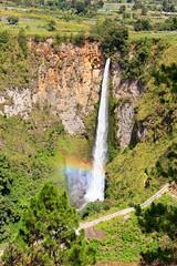 Sipiso Piso waterfall (Ralph Apeldoorn) Tags: sumatra indonesia waterfall indonesië waterval sumatera merek sumaterautara sipisopiso